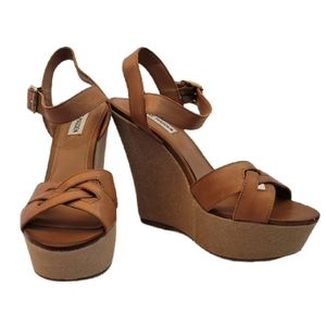 Steve Madden Wrapped Wedge Sandals